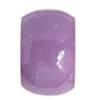 "Resin Tyre Beads 12x20mm 8"" Strand Purple"